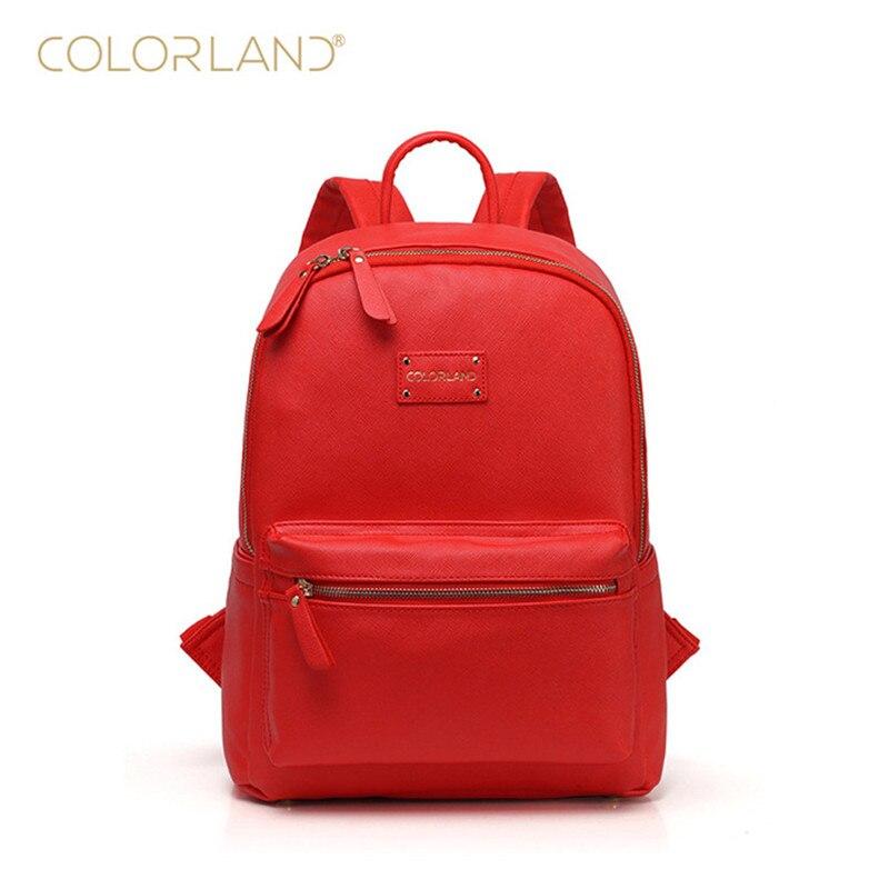 Colorland grand sac à couches bébé sac organisateur PU sacs à couches maman sac à dos fourre-tout mère sacs de maternité sac à dos à couches