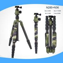 Professional Tripod Monopod for Canon Nikon DSLR camera Photographic Flexible Portable Tripod Camera Stand Panoramic Bal