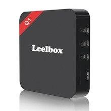 Leelbox Q1หุ่นยนต์ทีวีกล่องKodi 16.1 Rockchip RK3229 Quad Core Android 5.1 4พัน* 2พันสมาร์ททีวีกล่อง