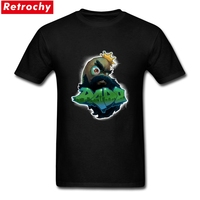 King Dado Graffitee T Shirts Men's Short Sleeved 100% Cotton One piece anime t shirt Guys Graphic T shirts