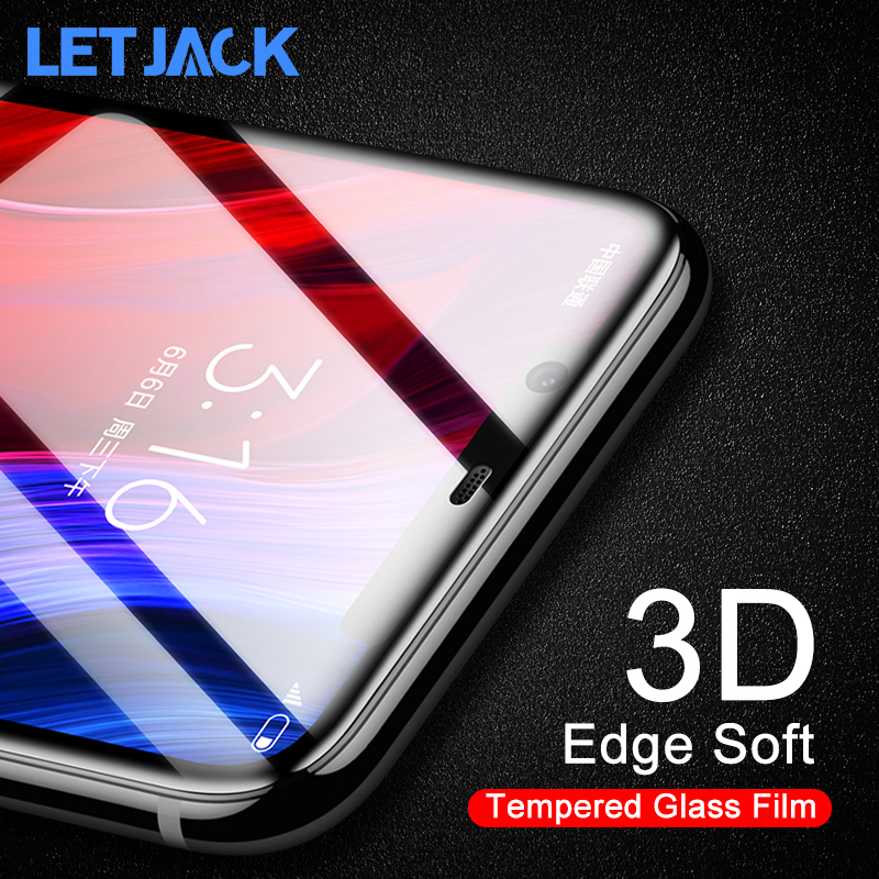 3D Curved Soft Edge Tempered Glass for Xiaomi 8 Youth 8 SE Mi A2 Lite Redmi 6 6A Note 5 Pro Full Cover Screen Protector Film(China)