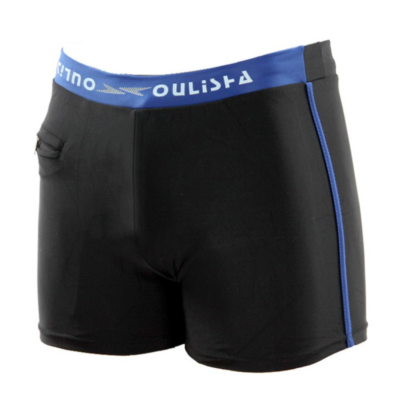 New Swimsuit <font><b>men's</b></font> Swimming Trunks Boxer <font><b>Briefs</b></font> Swimming <font><b>Swim</b></font> Shorts Trunks <font><b>Men</b></font> Swimwear Pants <font><b>2019</b></font> Summer Sexy Beach Shorts image