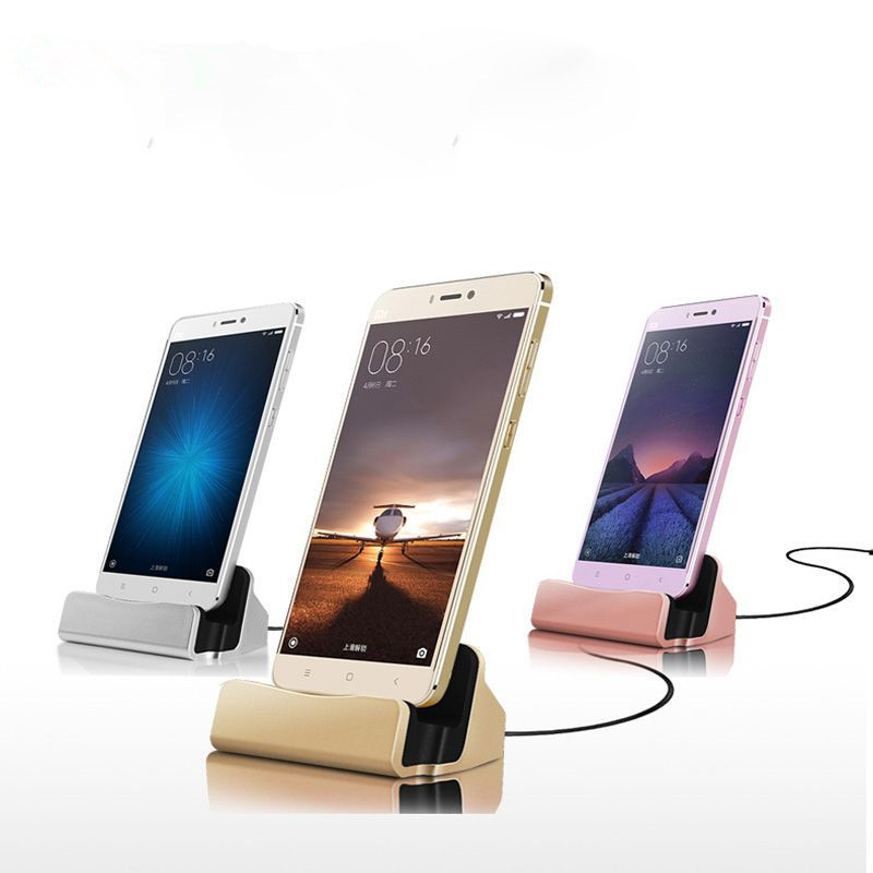 Eerzuchtig Usb 3.1 Type C Dock Station Charger Cradle Desktop Voor Doogee S80/s70/bl9000 Cubot King Kong 3 /power/note Plus Kat S61 Bluboo S3
