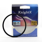 KnightX HD MCUV UV Camera Lens Filter 49MM 52MM 55MM 58MM 67MM 72 mm 77MM for canon nikon d3300 dslr 2000d d5100 accessories set