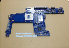Free shipping Original laptop motherboard 744009-001 for 640 G1 motherboard QM87 chipset PGA947 HD 4600
