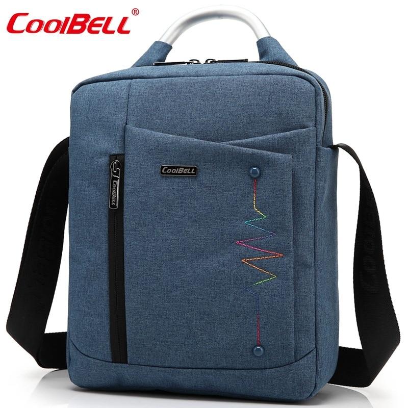 2018 New Fashion 8  9 10 11 12 Inch Tablet Cover Shoulder Bag Handbag Messenger Case For Macbook/iPad Men Women Kids Child Bag