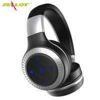 ZEALOT B20 Bluetooth Headphones With HD Sound Bass Stereo Wireless Earphone With Mic For Iphone Headphone