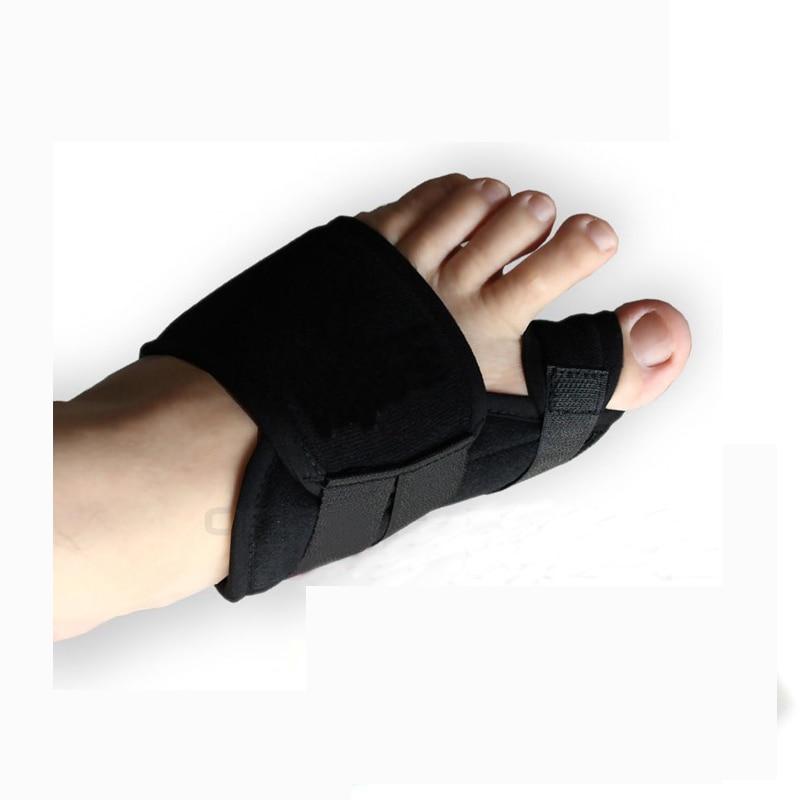 2pcs Soft Bunion Corrector Pedicure Device Bone Thumb Hallux Valgus Correction Foot Care Tools Orthopedic Supplies Toe Separator