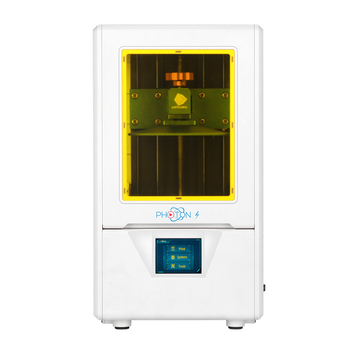 ANYCUBIC 3D Printer Photon-S Newest LCD 405nm UV resin 2.8 inch color TFT Screen LCD Screen Quick Slice 3d Printer DIY Kit 2