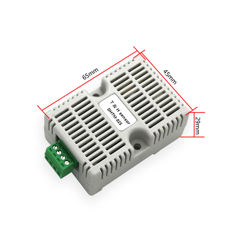5PCS LOT Collector Analog Output 0 5V 0 10V Module Temperature and Humidity Transmitter Detection Sensor