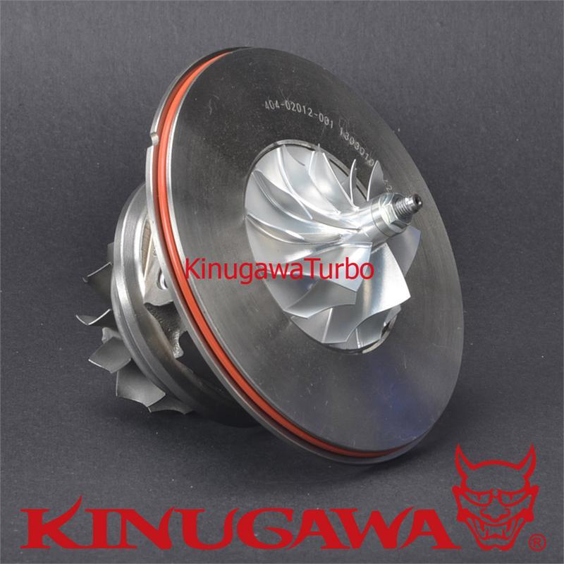 Kinugawa Boleto CHRA Cartucho De Turbo para Mitsubishi Lancer EVO9 TD06SL2R-20G