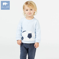b69631df6931 DB7201 dave bella spring baby boys clothing sets toddler children suit high  quality toddler outfits Clothing