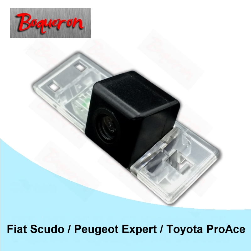 FOR Fiat Scudo / Peugeot Expert / Toyota ProAce Reverse Camera / Car Back up Parking Camera / Rear View Camera / HD SONY image