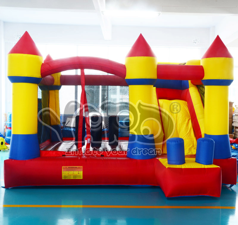 Residential Bounce House Jumping Castle Inflatable Combo