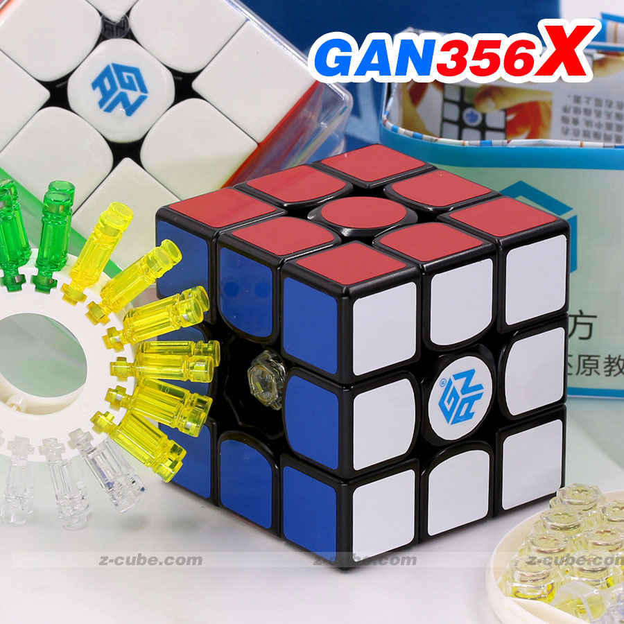 Puzzle Magic Cube GAN 356 356x GAN356 X Magnetic 3x3x3 3x3 Cube GAN460M 460M 460 M 4X4X4 GAN356 Air Pro S SM 2019 Speed Cube Toy
