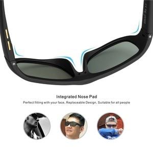 Image 4 - Original Design Sunglasses LCD Polarized Lenses Transmittance Darkness Adjustable Electronic Control Wholesale Drop ship