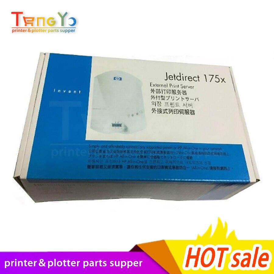 J6035D Free shipping Original 100% New Jetdirect 175x Fast Ethernet Print Server ( J6035D )J6035A Jetdirect Card, Printer partsJ6035D Free shipping Original 100% New Jetdirect 175x Fast Ethernet Print Server ( J6035D )J6035A Jetdirect Card, Printer parts