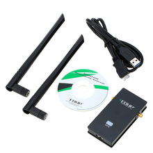 Super USB 3.0 Wireless Wifi Adapter Dual Band 2.4GHz/5GHz 1200Mbps 802.11AC IEEE 802.11 a/b/n/g/ac with Antennas+Extended Cable