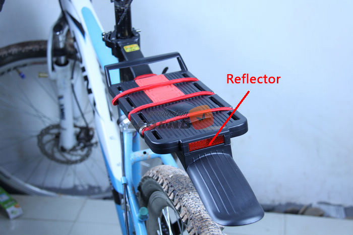 Bicycle Mudguard Bottle Cage Bike Rack After Floating Mountain Aluminum  Pallet Loading Accessories And Equipment ( Common Head )-in Bicycle Rack  from