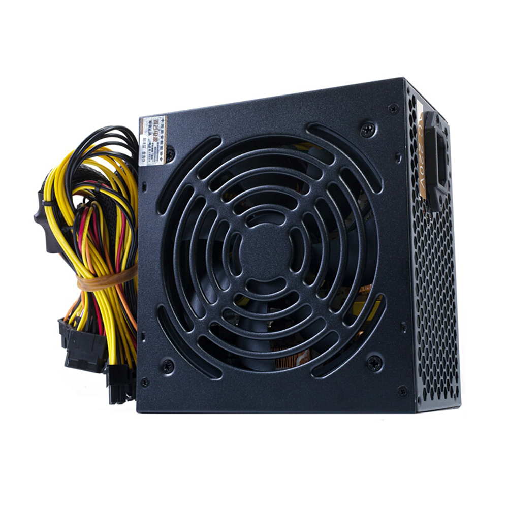 400W ATX PC Computer Power Supply Desktop Gaming PSU Active PFC 120mm Fan 170-264V power supplys for DIV computer segotep f7 500w atx computer power supply desktop gaming psu active pfc 120mm fan 90 264v power supply for computer