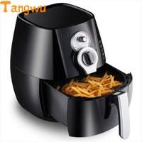 Free Shipping Intelligent Household Large Capacity Non Oil French Fries Machine Electric Deep Fryers