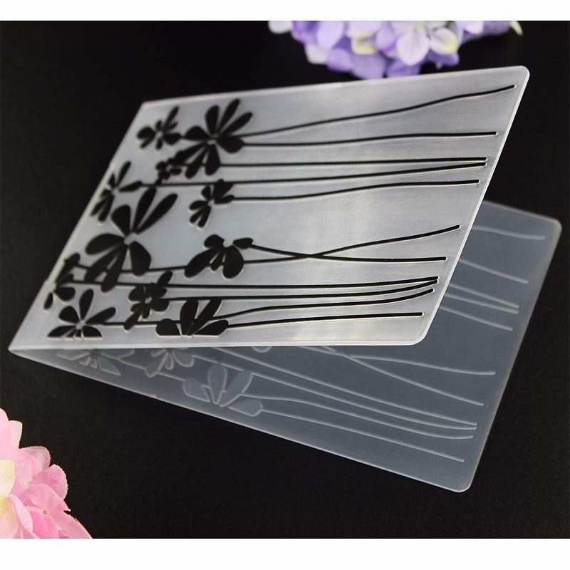 DIY Scrapbooking Cvetje Dandelion Embossing Datoteke Predloge kartic - Umetnost, obrt in šivanje - Fotografija 4