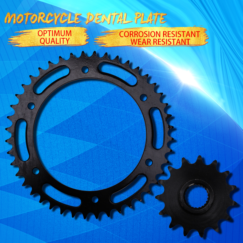 Buy Cheap Discount Motorcycle Accessories Front and Rear Sprocket
