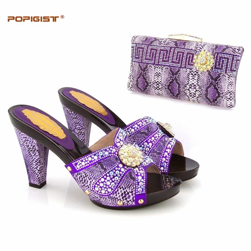 Pourpre Chaude Chaussures Purple Correspondant Dames Africain Vente Italiennes Et Avec Fête Mamaparty Pour Ensemble Assorti Sac Chaussure 1qECpwnUx5