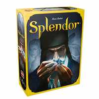 Splendor board Table Game Family Fun Playing Card Game Christmas New Year Toys Educational Theme English Indoor Side Table Party