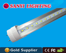25pcs/lot 1200mm SMD2835 18w t8 blue/red led plant grow light tube AC85-265V 3 years warranty