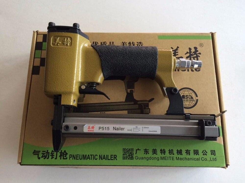 Pneumatische Nagler Gun Air staple stift Hefter Nail Gun Werkzeuge ...