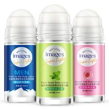 Antiperspirants underarm deodorant Body freshener roll on ball bottle Body Lotion women s Fragrance men smooth