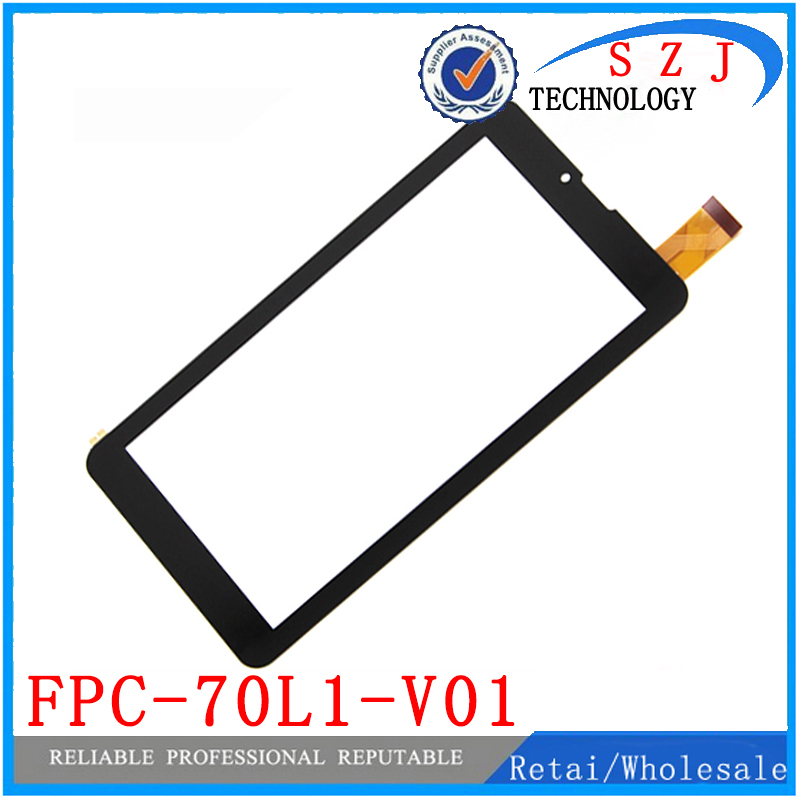 Original 7'' inch Punaier momo9T 3G version P713 FPC-70L1-V01 touch screen digitizer capacitive touch panel free ship 10pcs original 7 inch touch panel tpc1976z ver1 0 colorful g708 3g tablet capacitive touch screen for free shipping 10pcs lot