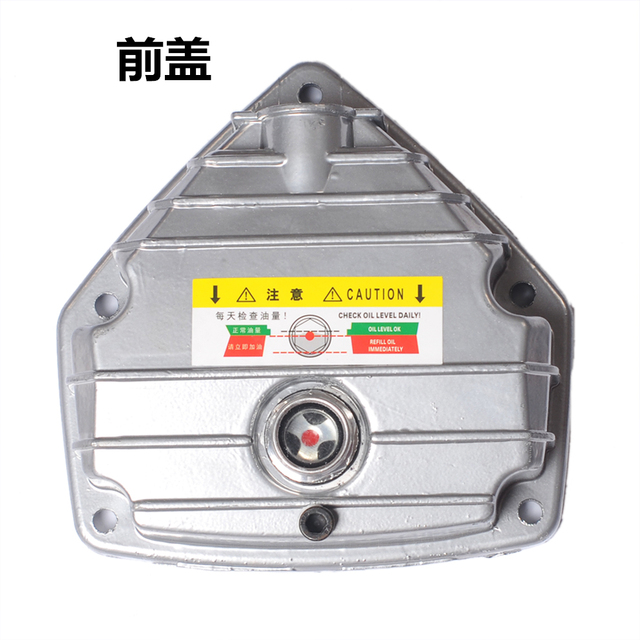 single /  double cylinder pcp air compressor cover