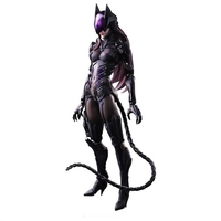 16cm Play Arts Dc Super Hero The Dark Knight Batwoman Jionted Doll PA Bat Woman Selina Action Figures Model Toy Christmas Gift