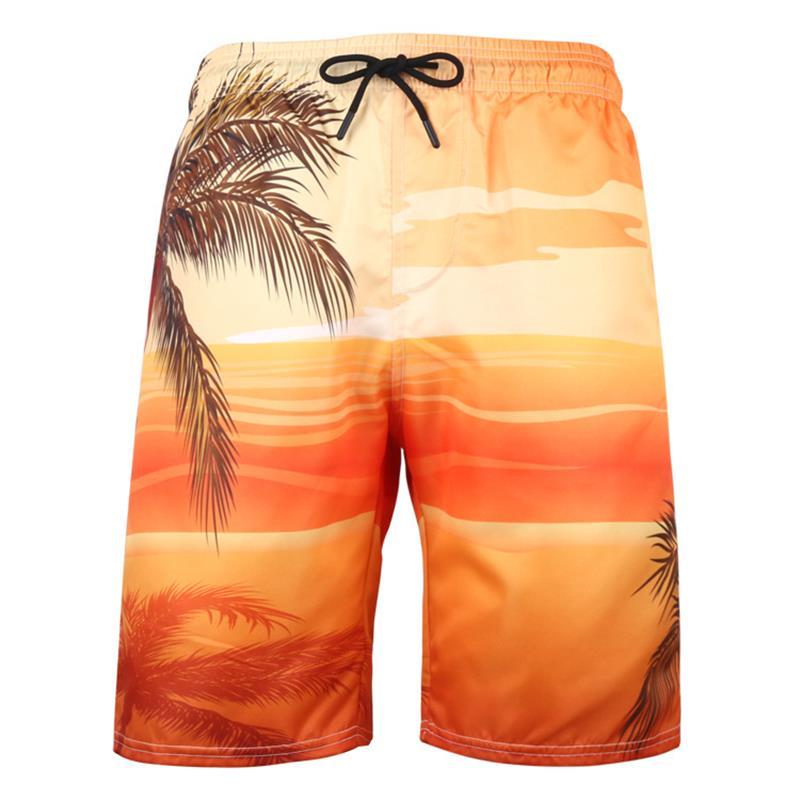 Men Swimwear Swimming   Shorts   3D Print Beach   Board     Shorts   Swim Trunks Quick Dry Swimsuits Sports Bermuda Surf   Shorts   Plus Size