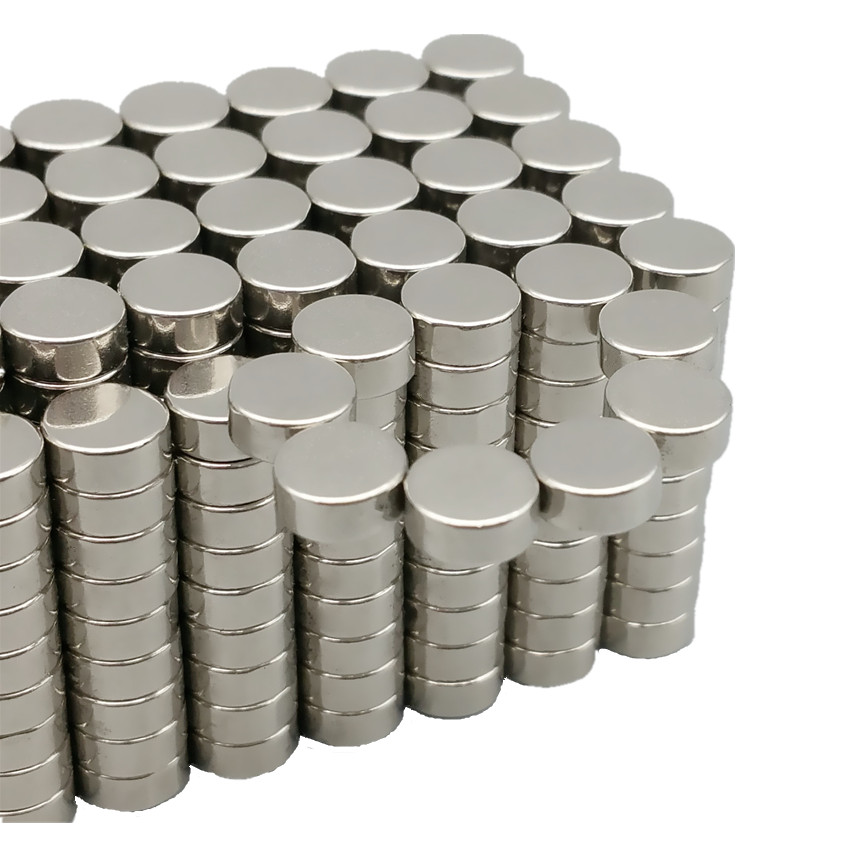 50-600pcs NdFeB Magnet Disc Diameter 6x2.5 mm N38H 0.24 Diametrically Magnetized Strong Neodymium Permanent Rare Earth Magnets 1 pack diametrically ndfeb magnet ring diameter 9 53x3 18x3 18 mm 3 8 1 8 1 8 tube magnetized neodymium permanent magnets