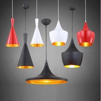 Dinning Table Light Lamp Modern Fixture Lampu Alumunium Pendant Lampara