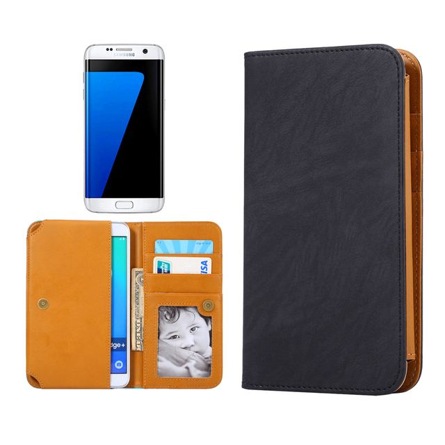 BLU Studio M HD,Studio C HD Case 2016 Hot Leather Protection Phone Case With 5 Colors And Card Wallet