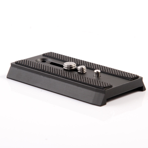 Image 4 - 501PL Sliding Quick Release Plate For Manfrotto 501HDV 503HDV 701HDV MH055M0 Q5