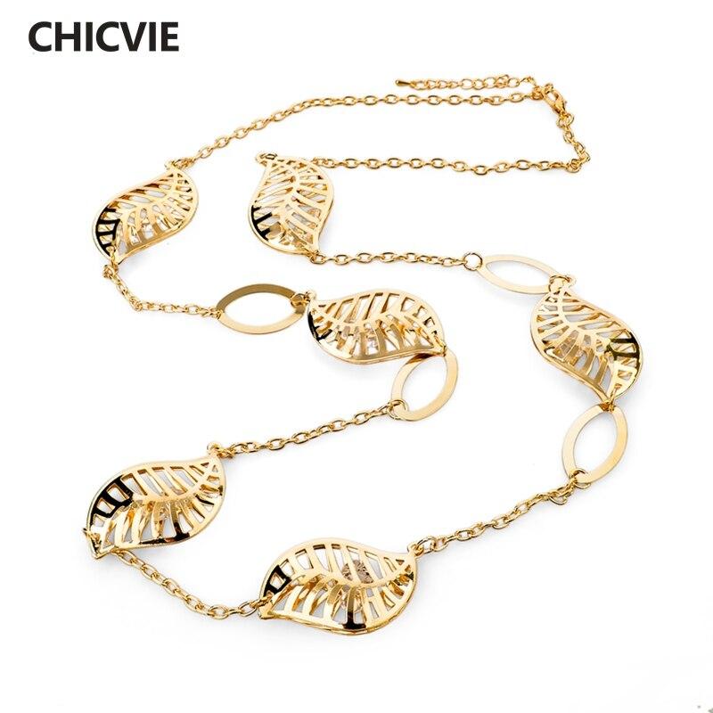 Купить toucheart на заказ длинная цепочка дизайнерское ожерелье с полыми