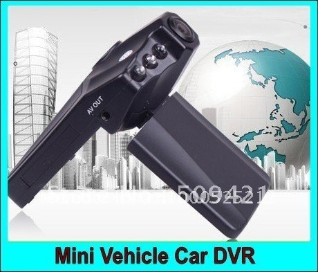 "Car camera,car dvr, car recoder with Convex Lens,2.5"" TFT LCD Screen, Hot sales in Russia"