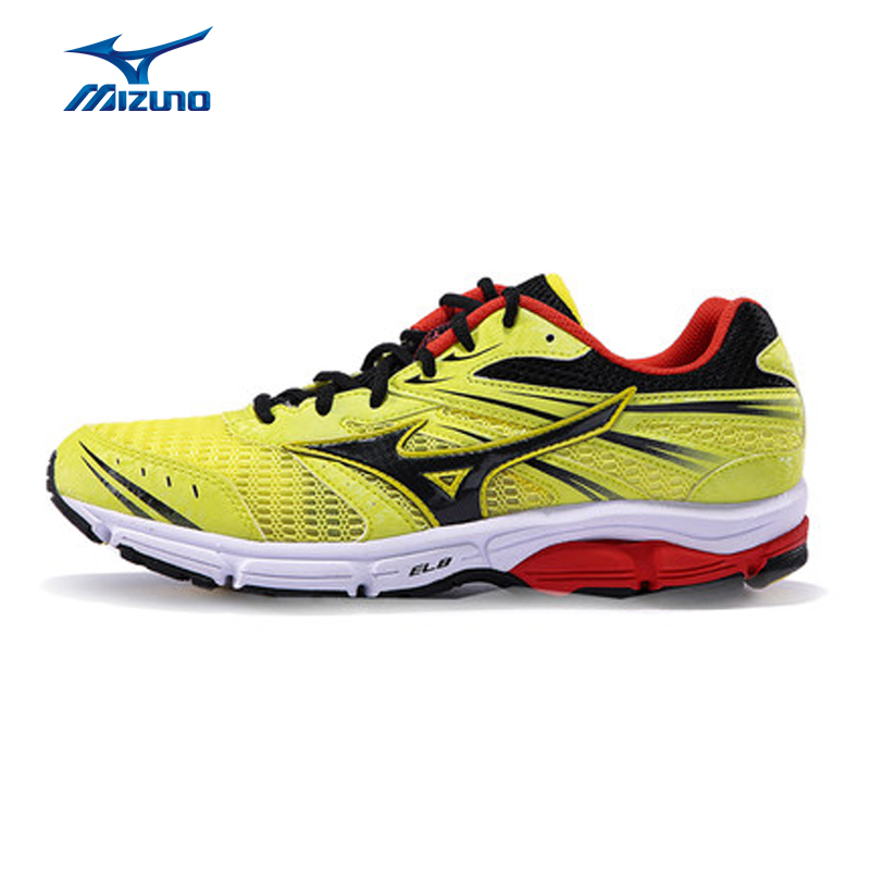 MIZUNO Men WAVE ZEST Mesh Breathable Light Weight ...