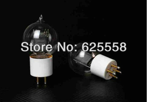 2 X New PSVANE 101D Vacuum Tube (Matched Pair,gold-plated pin,ceramics base)