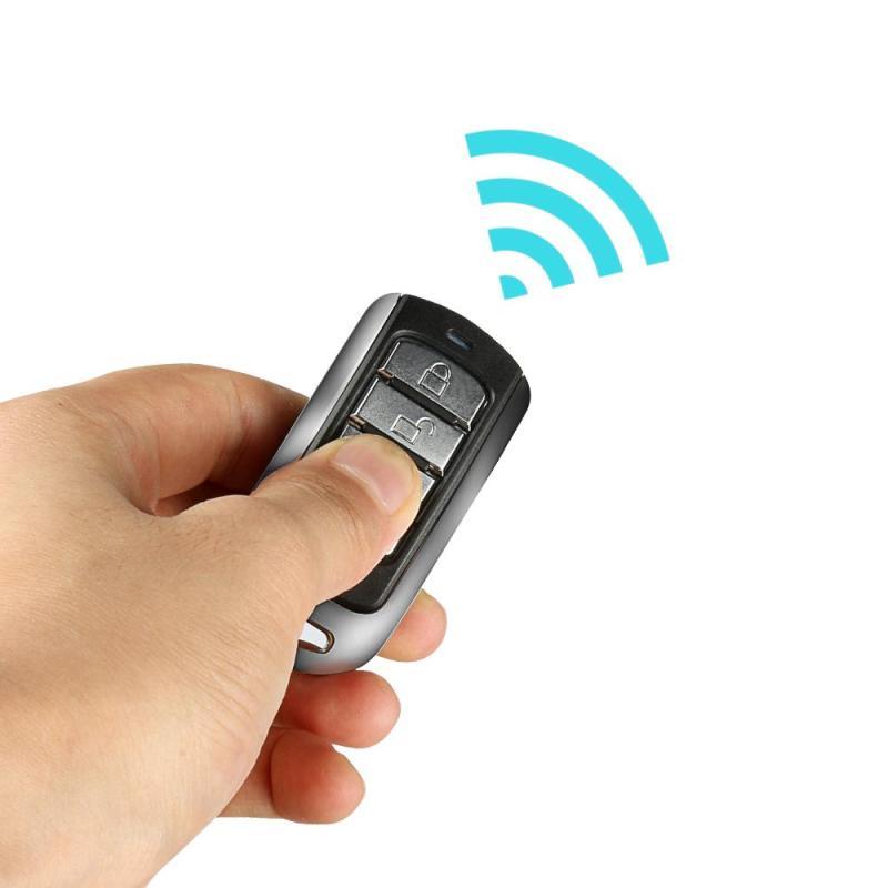 433mhz Rf Wireless Remote Control Copy Code Electric