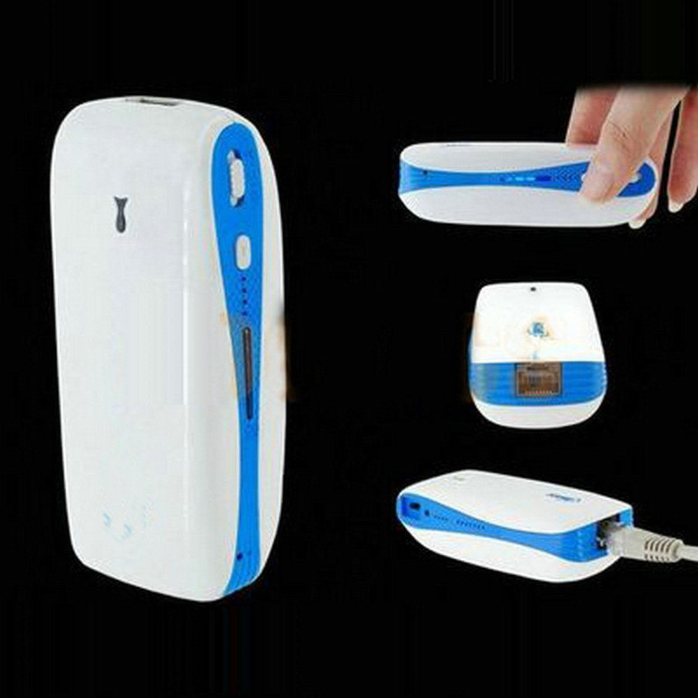 Mini 3G/4G Wireless WiFi 150Mbps AP Hotspot Router 5200mAh Powerbank vonets vap11n mini 150mbps wireless network router%2