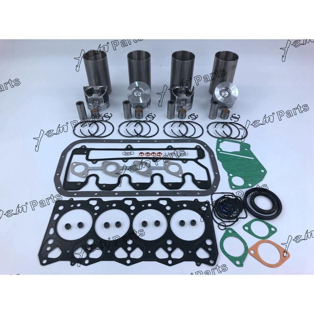 Kubota V3300T DI Direct Injected Series Engine Rebuild Kit