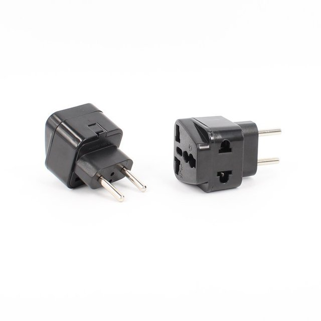 Gauge Converter Travel Power Adapter Italy Switzerland German And French Oubiao Special Purpose Plug National Standard Socket
