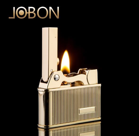 2019 Lighter Retro Metal Mens Kerosene Cigarette Lighter Kerosene Cigarette Lighter Military Outdoor Carving Gasoline lighter