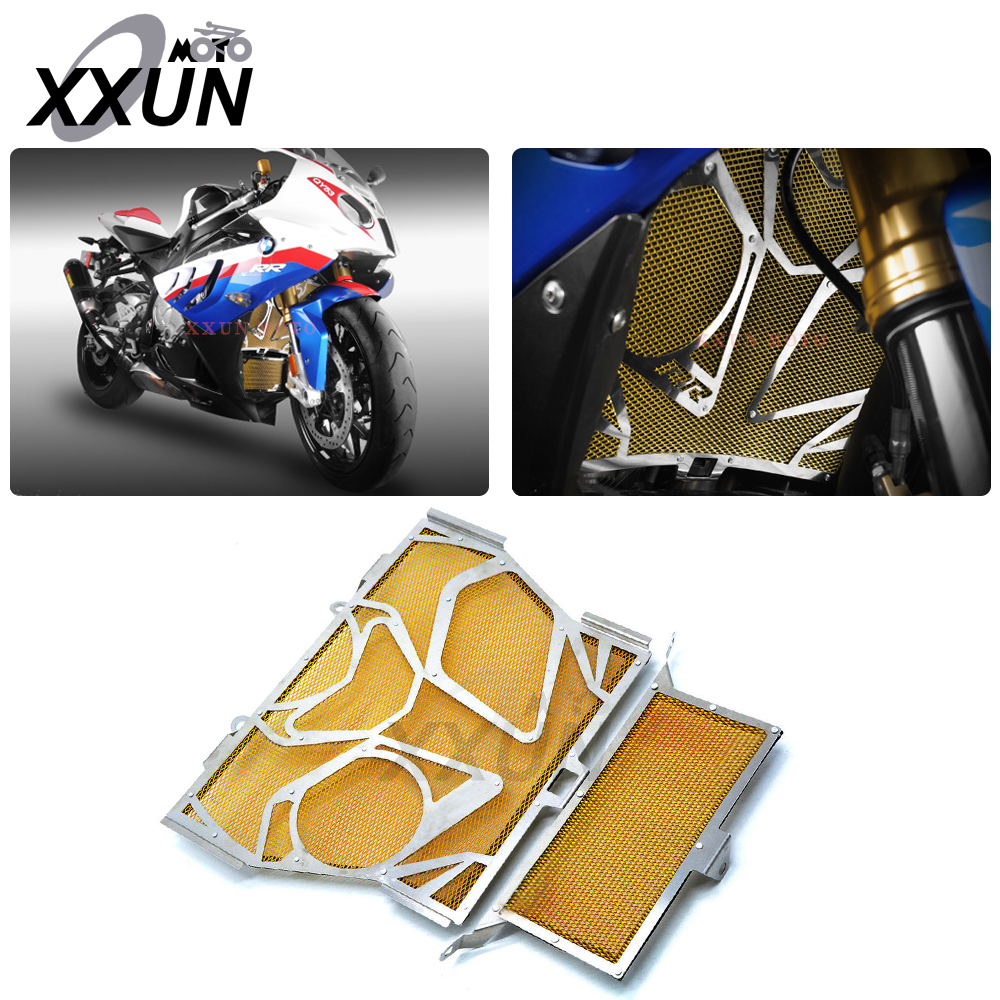 NEW motorcycle S1000RR 14 15 16 Radiator Protective Cover Grill Guard Grille Protector For BMW S1000RR 2014 2015 2016 2017 motorcycle radiator protective cover grill guard grille protector for bmw hp4 s1000r s1000rr s1000xr